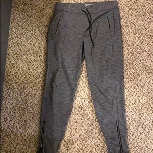 Athleta grey joggers